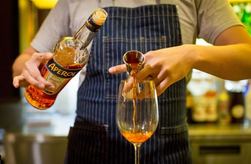 Get your aperitifs at these places in KL that serve Aperol spritz