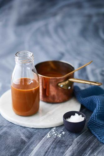 Recipe: Salted Caramel Sauce