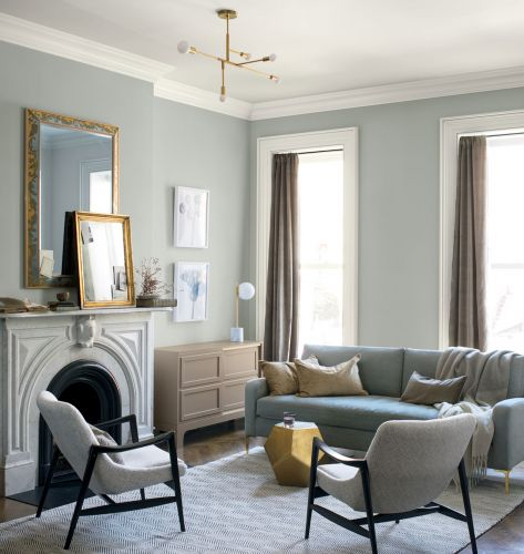Benjamin Moore's Colour of the Year 2019