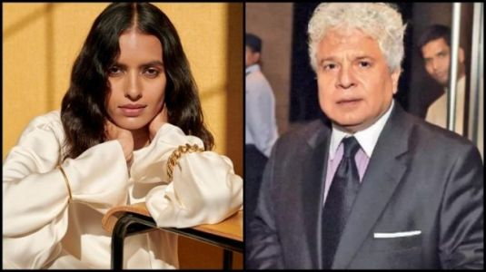 Suhel Seth engaged to model Lakshmi Menon?