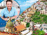 Jamie Oliver reveals where he loves to eat in Italy