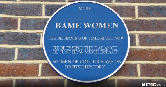 Women of Colour who have contributed to British history need to be acknowledged with blue heritage plaques