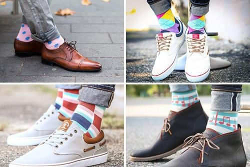 Socks: - Men`s Fashion Statement for Every Occasion