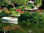 The amazing secret gardens of Amsterdam's canal houses
