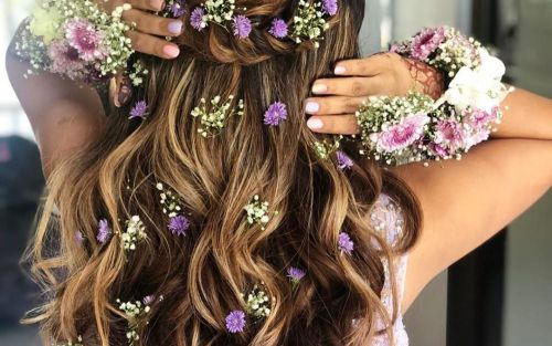 10 trending hairstyles that are perfect for Indian brides