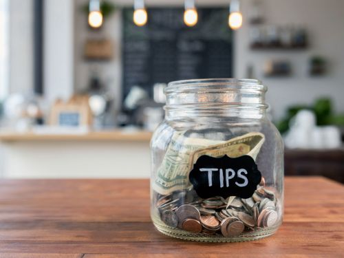 Do I Have To Tip For Takeout? Here's When It's Okay To Skip The Tip Jar - And When It's Not