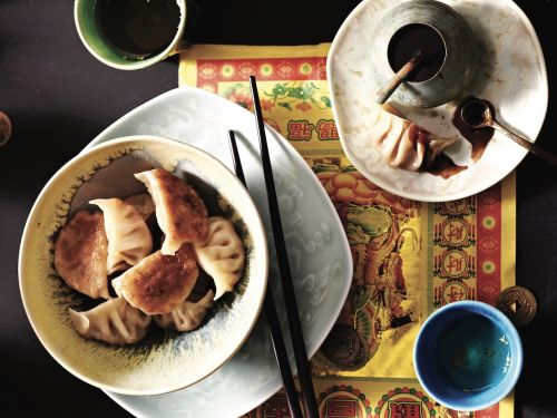 The Easiest Way To Fill And Fold Homemade Dumplings