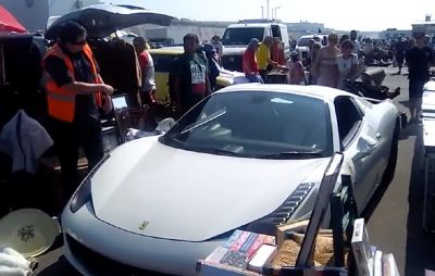 ​Let This Ferrari Owner Show You Why You Should Obey 'No Parking' Signs