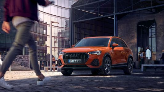 Here's why the Audi Q3 is the perfect car for city driving