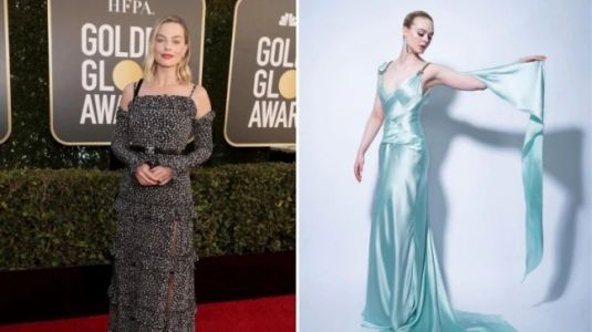 Elle Fanning to Margot Robbie, red carpet looks from Golden Globes 2021