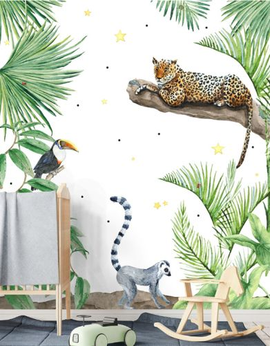 ANIMAL WALLPAPER BY CREATIVE LAB AMSTERDAM