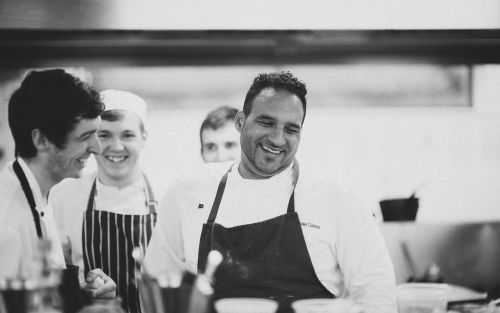 'Raymond Blanc is brilliant, and complete chaos': Michael Caines on his mentor