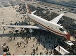 Fascinating archive pictures of the Boeing 747 as it celebrates its 50th anniversary