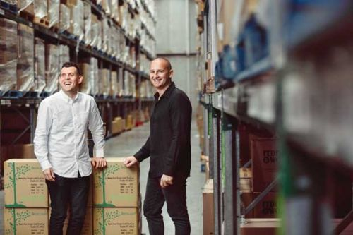 Growing sustainable packaging firm Ecoware driving change
