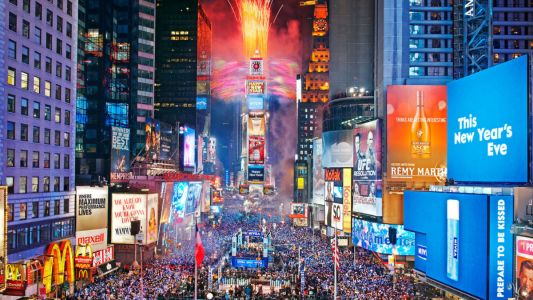 Best cities to visit to count down towards the New Year