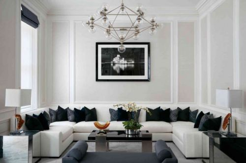 Katharine Pooley Transforms The Decades-Old Mayfair Townhouse in London