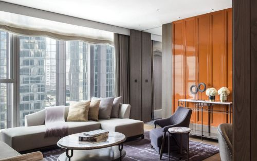 First look: The St. Regis Hong Kong, a bold new vision of the iconic brand