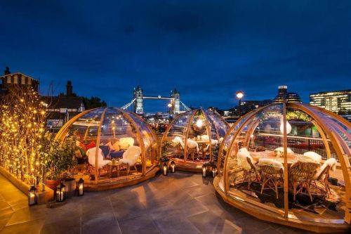 Why London is the ultimate Christmas destination