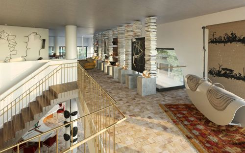 Inside Bankside: the trendy new design hotel set to open on London's South Bank