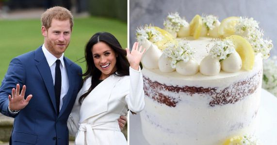 Harry and Meghan's wedding cake will be Violet Bakery's lemon and elderflower sponge - Here's how to make your own