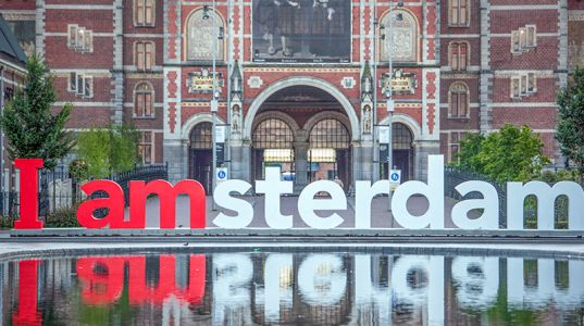 Why We're Going To Amsterdam This Spring