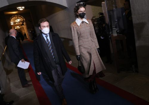 Ella Emhoff Emerges as an Unexpected Style Star of the Presidential Inauguration