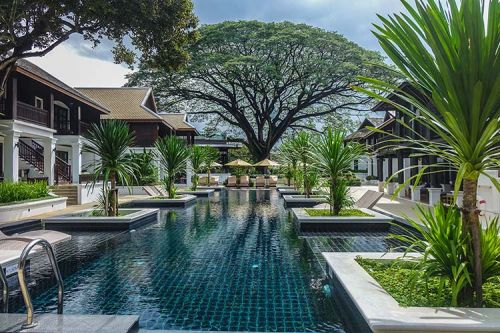 Na Nirand Romantic Boutique Resort Chiang Mai Thailand - Review