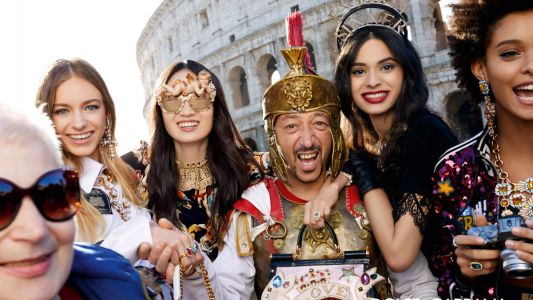 Nuns, Gladiator Cosplayers and Celebrity Offspring Star in Dolce & Gabbana's Latest Campaign