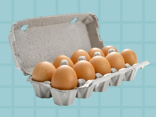 How To Tell If An Egg Is Bad (And Why You Shouldn't Store Them On The Fridge Door)