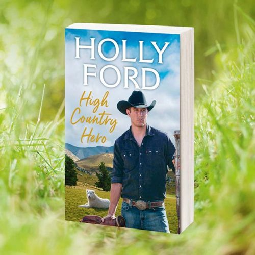 Be in to win one of five copies of High Country Hero