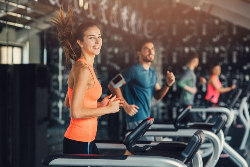 Running on a treadmill causes the most injuries of any gym activity