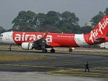 AirAsia flight to Bali was dropping 11 metres per second