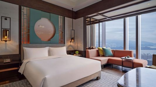 Park Hyatt debuts in Shenzhen, adding to the metropolis' growing list of hotels
