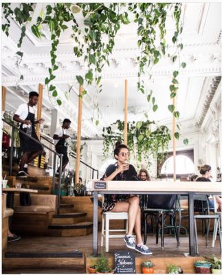 The dreamiest coffee shops in Canada