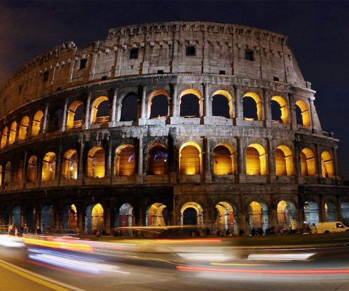 Rome's Colosseum To Be Rebuilt To Become A Hub For Cultural Events