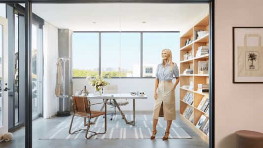 'Architectural Digest' Takes a Tour of Goop's New Headquarters in Santa Monica