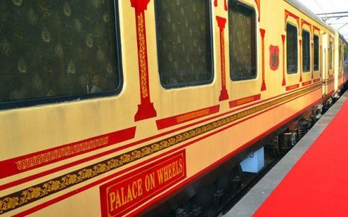 Heritage Palace on Wheels just completed its first voyage from Delhi to Jaipur