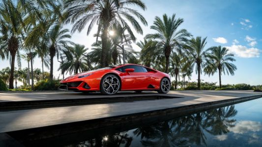 You're in for a ride: The Lamborghini Huracan Evo has launched in India