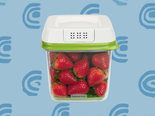 This Container Promises To Keep Produce Fresh For Weeks, So We Put It To The Test