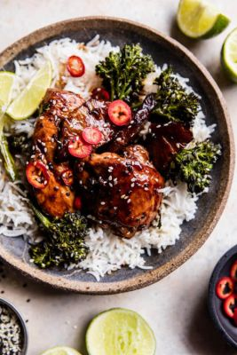 Accras: foodfuck: 30 minute pineapple teriyaki chicken with