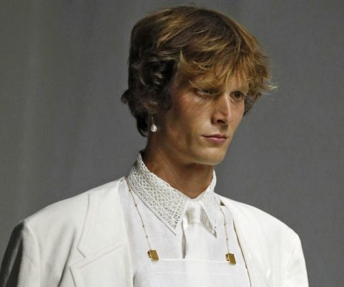 Introspective Yet Sensual, Fendi's SS21 Menswear Collection Is Epitome Of Sexiness