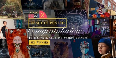 MUSE Creative and Design Awards 2020 Winners Announced