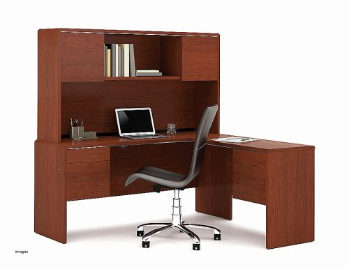 30 Elegant Home Office L Shaped Desk with Hutch Graphics