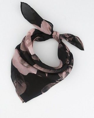 Mad Deals Of The Day: $10 Floral Neckerchief At Le Château And More