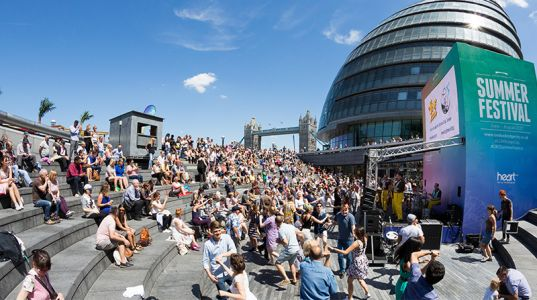 7 Spectacular Reasons To Spend Summer In London