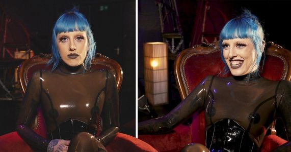 Happily married woman reveals what it's like to be a professional dominatrix