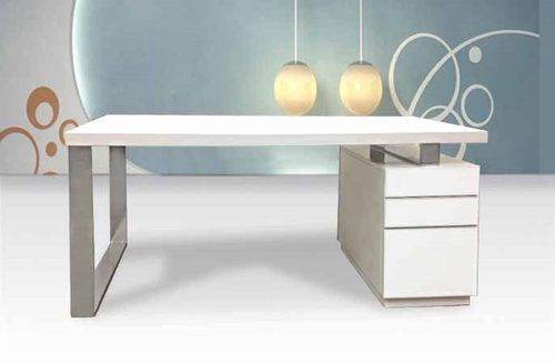 30 New Modern Desk with Drawers Pictures