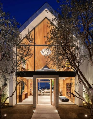 The Dream-Like, 11,000 Square Foot 1471 Forest Knoll Drive Residence