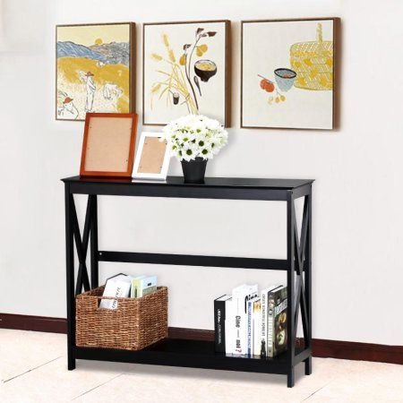48 Luxury Console Table with Storage Graphics