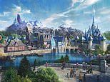 Disneyland Paris reveals what its Frozen-themed land will look like when it opens